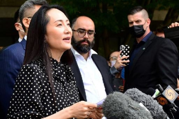 Canada: une juge remet en liberté la dirigeante de Huawei Meng Wanzhou