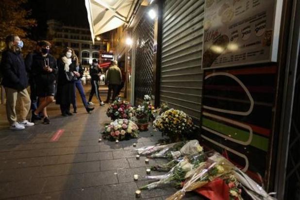 Attaque au couteau à Nice : un mineur de 17 ans placé en garde à vue