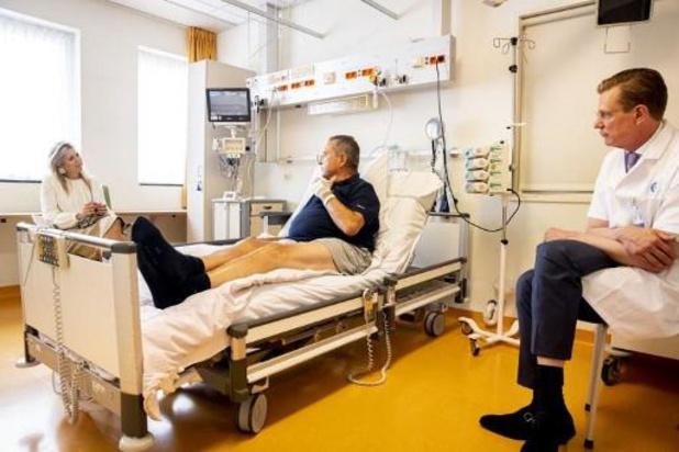 Pays-Bas: moins de 100 patients en soins intensifs pour la première fois depuis des mois