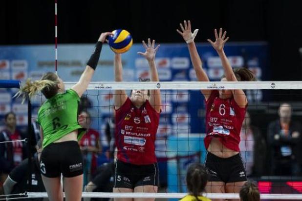 Coronavirus - Volley Belgium espère débuter le prochain championnat national en septembre