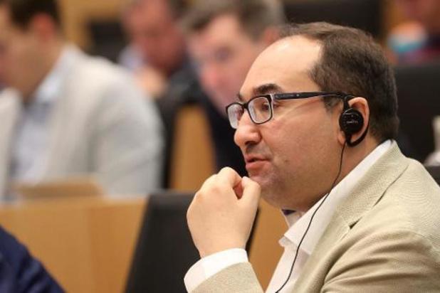 Ahmed Laaouej kandidaat-voorzitter Brusselse PS-federatie