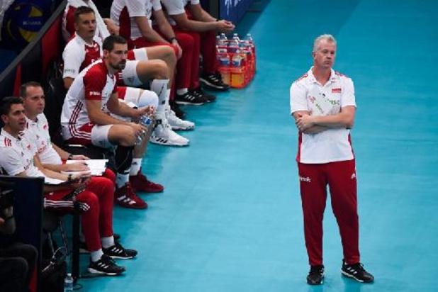Pools volleybalteam van Vital Heynen herpakt zich met 3-0 zege tegen Italië