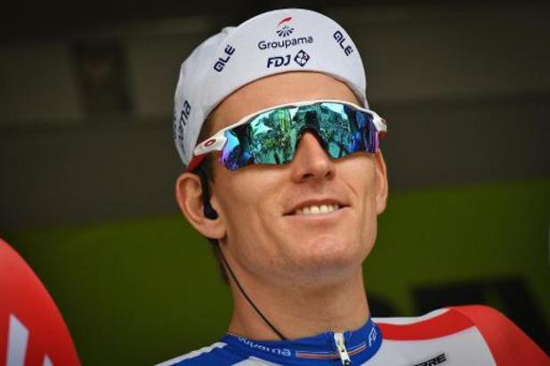 Démare sprint naar ritzege in Ronde van Slovakije, Lampaert blijft leider