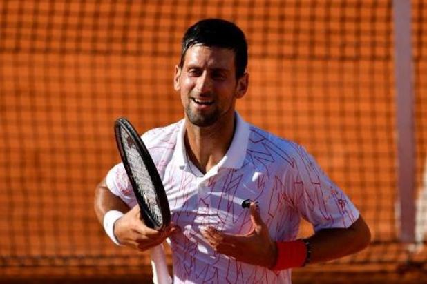 Adria Tour - Novak Djokovic privé de finale devant son public à Belgrade