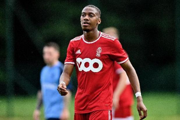 Jupiler Pro League - Standard en Antwerp vinden akkoord over overgang Balikwisha