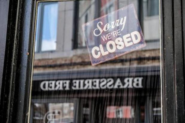 Les restaurateurs et cafetiers qui étaient opposés à leur fermeture ont été déboutés