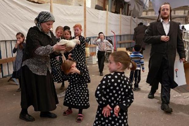 Israël ferme l'accès aux territoires palestiniens pour la fête de Yom Kippour