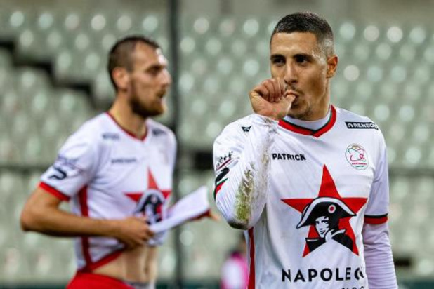 Jupiler Pro League - Zulte Waregem wint 1-3 bij Cercle Brugge