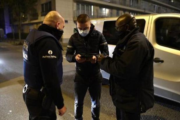 Action policière en province du Luxembourg: fêtes privées interrompues, arrestations...