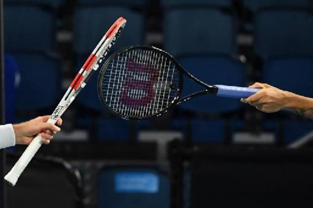 Internationale tennisfederatie verlengt kwalificatieperiode tot 14 juni