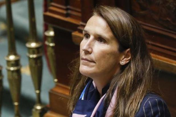 Sophie Wilmès mag afdeling intensieve zorgen verlaten