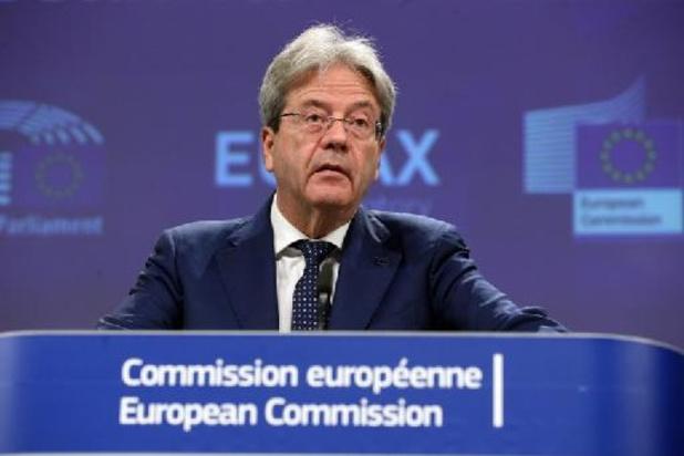 La Commission recommande à la Belgique d'investir en 2022 tout en restant prudente