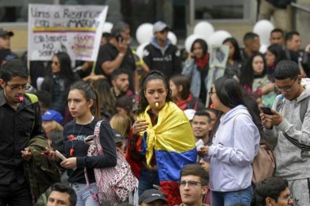 Colombie: grève et manifestations contre le gouvernement du président Duque