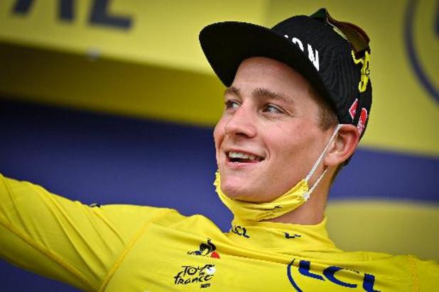 Mathieu van der Poel verlengt tot eind 2025 bij Alpecin-Fenix
