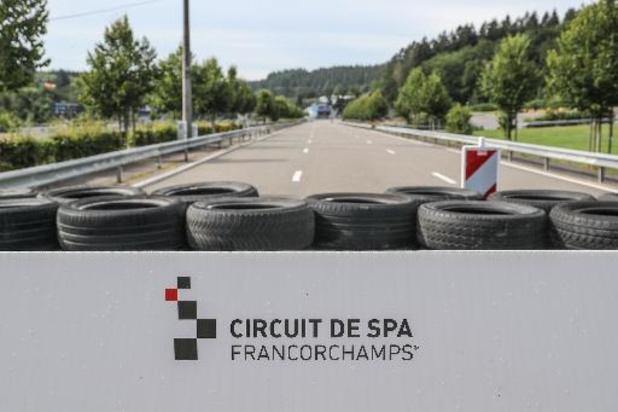 Raffaele Marciello et Mercedes à nouveau en pole aux 24 Heures de Spa-Francorchamps