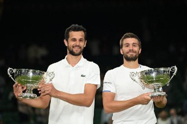 Une finale de tennis des JO entièrement croate en double messieurs