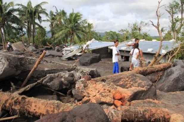 Philippines: au moins 16 morts lors du passage du typhon Goni