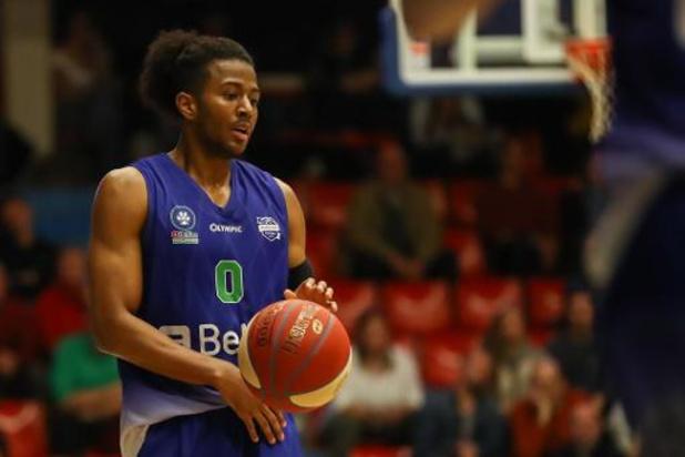 Euromillions Basket League: Mons s'impose et rejoint Ostende en tête du classement