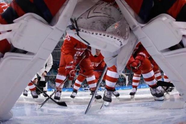 Coupe de Belgique de hockey sur glace - HYC Herentals gagne sa 13e Coupe en prolongation aux dépens de Bulldogs Liège