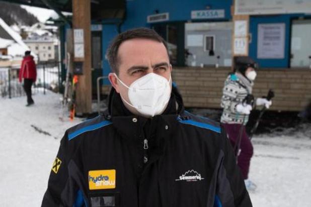 Le port du masque FFP2 devient obligatoire en Autriche