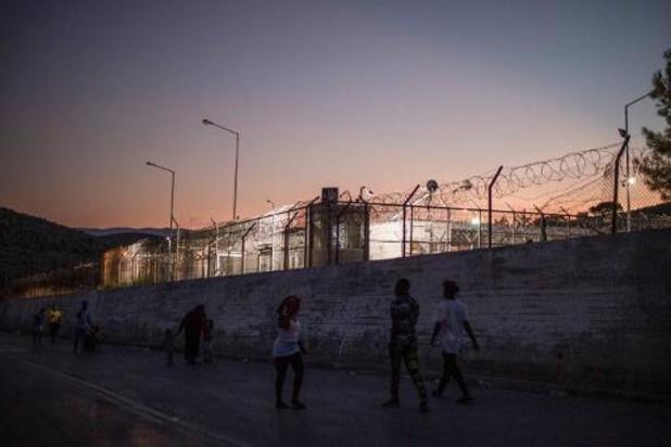 Griekenland verlengt lockdown in migrantenkampen