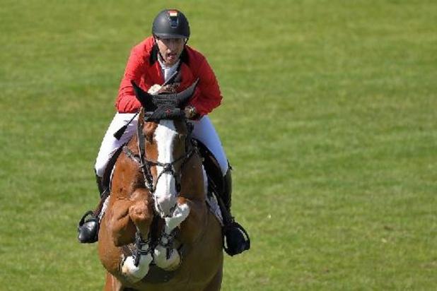 Pieter Devos vervangt Yves Vanderhasselt als reserve bij jumpingploeg