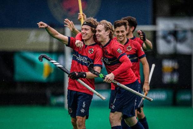 Euro Hockey League - Le Dragons bat Cologne en KO8 et fait le plein de points pour la Belgique