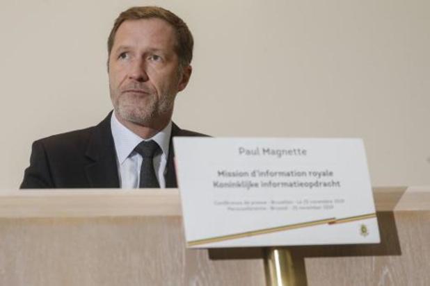 Paul Magnette veut le plein emploi en 2030