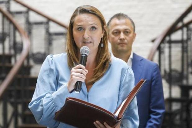 De Wever avait demandé à l'Open Vld et au CD&V de monter dans un gvt avec le Vlaams Belang