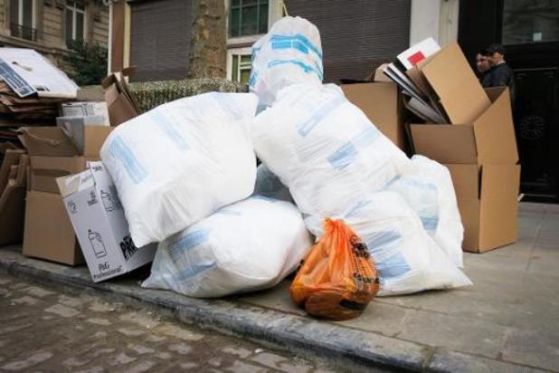Les perturbations des collectes des déchets se prolongent à Bruxelles
