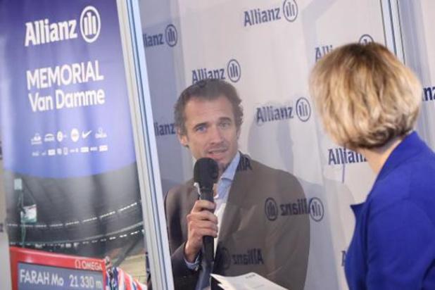 Allianz is de nieuwe hoofdsponsor van Belgische atletiek