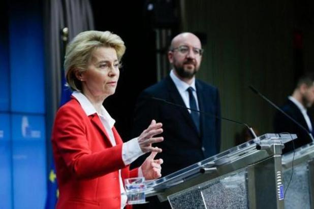 Europa schiet passagiers van geannuleerde vluchten en reizen te hulp