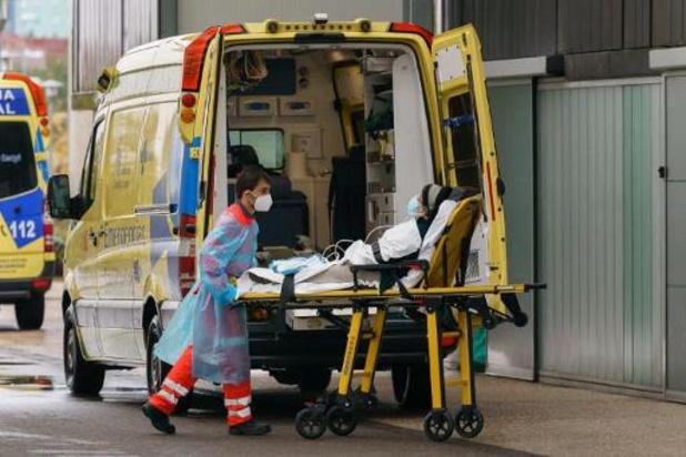 Spanje overschrijdt drempel van miljoen besmettingen, primeur voor EU