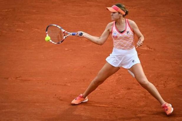 Sofia Kenin bat Petra Kvitova rejoint Iga Swiatek en finale du simple dames