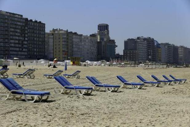 Blankenberge voert geen reservatiesysteem in voor het strand deze zomer