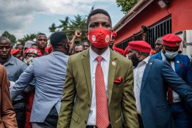 Oegandese opposant Bobi Wine nog maar eens opgepakt