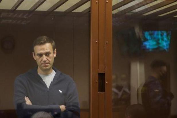 Navalny: Washington annonce des sanctions contre plusieurs responsables russes