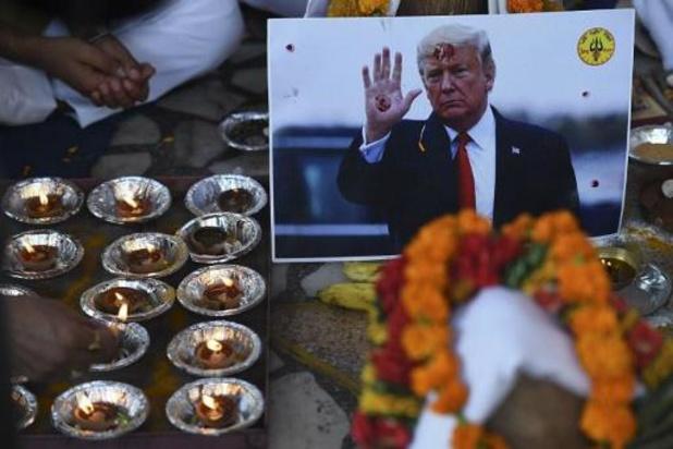 Trump ne mérite plus le Nobel de la paix, dit celui qui l'a nominé