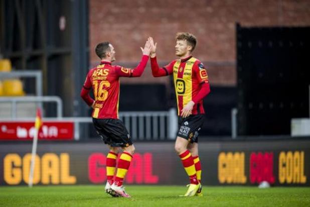 KV Mechelen maakt geen fout tegen RWDM