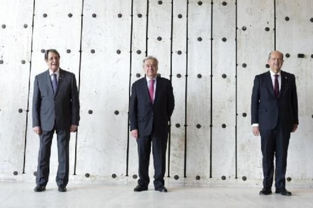 VN-topman dreigt stekker uit onderhandelingen over Cyprus te trekken