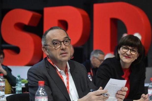 Duitse sociaaldemocraten gaan voor vermogensbelasting en einde schuldenrem