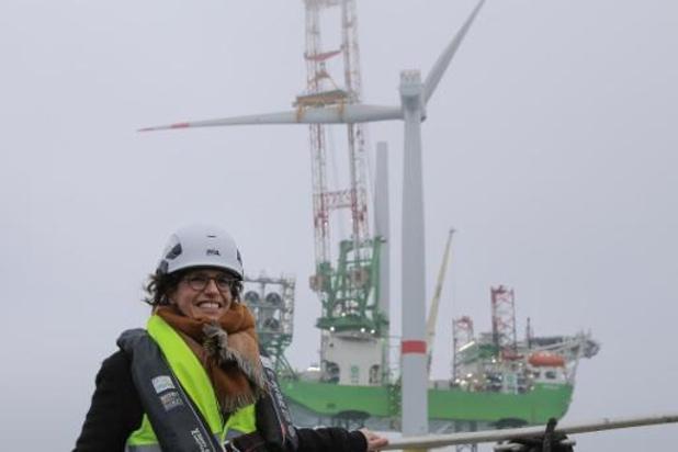 Premier pas vers une connexion électrique sous-marine entre la Belgique et le Danemark