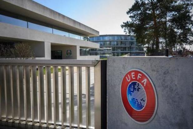 L'UEFA modifie les règles du fair-play financier en raison de la crise du coronavirus