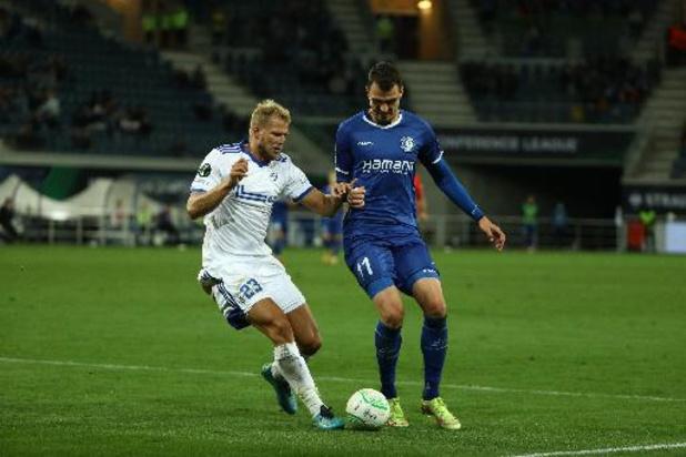 Europa Conference League - La Gantoise aligne un deuxième succès face à Anorthosis