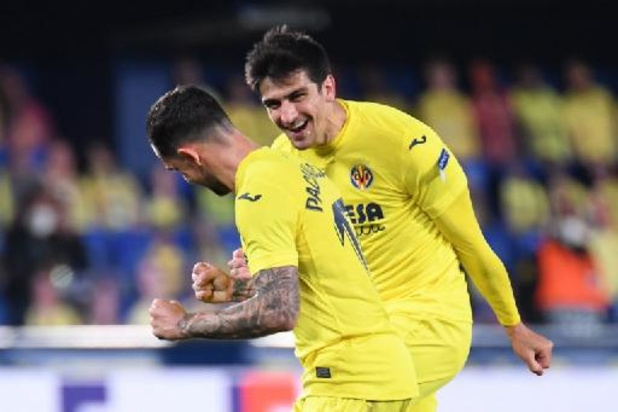 Manchester United vise une 2e Europa League, Villarreal en quête d'un sacre historique