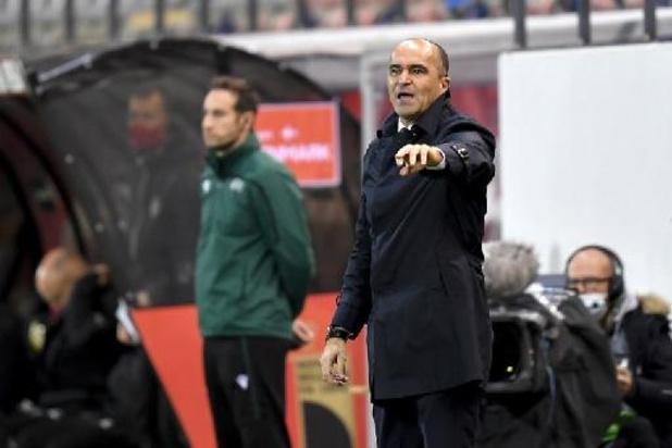 """Roberto Martinez prêt à préparer l'Euro avec des matches à enjeux: """"L'équipe est prête"""""""