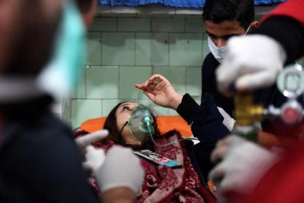 Pompeo: Damascus heeft in mei chemische wapens ingezet