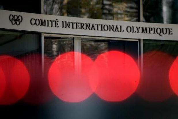 Le futur olympique au menu du CIO