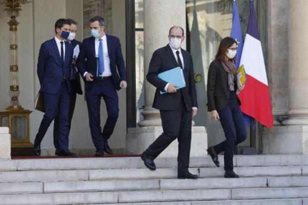 Frankrijk voert vanaf zaterdag opnieuw noodtoestand in