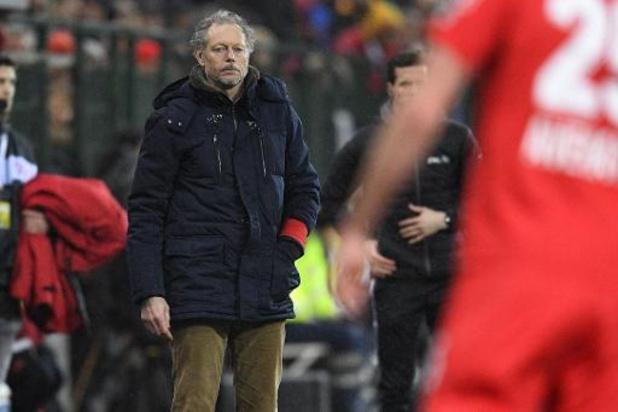 Jupiler Pro League - Michel Preud'homme ne poursuivrait pas comme T1, mais resterait au Standard